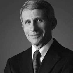 Dr Anthony S. Fauci