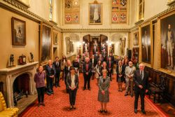 Forum Participants at Government House, Sydney