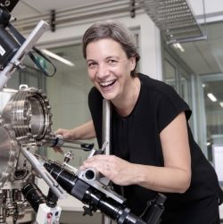 Distinguished Fellow, Michelle Simmons, awarded Royal Society Bakerian Medal