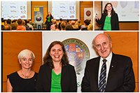 Collage of images from the RSNSW Liversidge Lecture