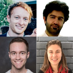 Royal Society of NSW 2020 Student Award Winners